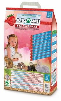 Cat's Best Universal Strawberry 10 L - Cat's Best Universal Strawberry 10 L