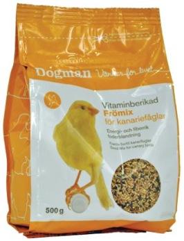 Frömix för kanariefåglar - Frömix för kanariefåglar 500gram