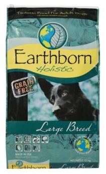 EARTHBORN HOLISTIC LARGE BREED GRAIN-FREE - Eartborn holistic large breed grain free 12kg