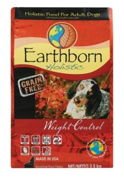 EARTHBORN HOLISTIC WEIGHT CONTROL GRAIN-FREE - EARTHBORN HOLISTIC WEIGHT CONTROL GRAIN-FREE 2.5kg