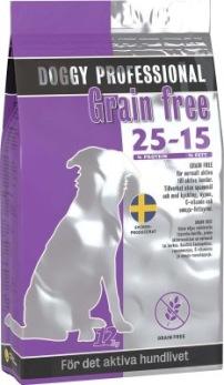 DOGGY PROFESSIONAL GRAIN FREE - Grain free 12kg