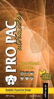 PRO PAC HEARTLAND CHOICE CHICKEN & POTATO GRAIN-FREE - PRO PAC HEARTLAND CHOICE CHICKEN & POTATO GRAIN-FREE 2,5kg
