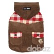 Hundjacka Presly Brown - Hundjacka presly brown XL
