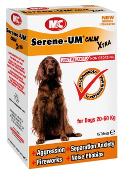Serene-UM Large Breed - Serene UM Large breed 45 tabletter