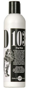 D103 Dog rinse - D103 balsam 250ml