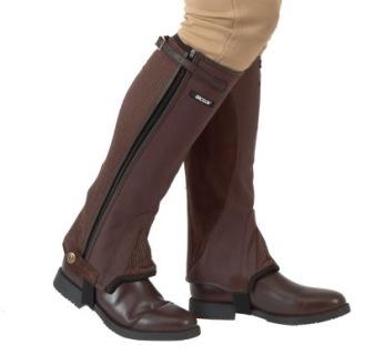 Shortchaps - brun xxs längd 39,5cm vad 32-35cm