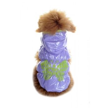 Hundjacka zippy lila - Hundjacka zippy lila XS