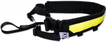 Softbelt reflex gul - Softbelt reflex gul X1 mjuk dämpning