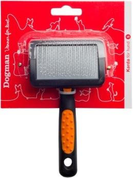 Karda metallborst - Karda metallborst 14,5x7,8x2cm, S