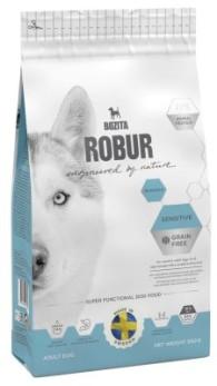 ROBUR SENSITIVE GRAIN FREE REINDEER - Grain free rådjur 950 Gr