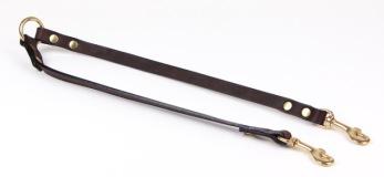 Eaton tvilling brunt & svart mässing - Tvilling brunt/mässing 15