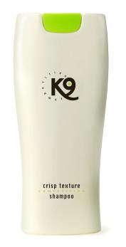 K9 Crisp Texture Schampo - K9 crisp texture 300ml