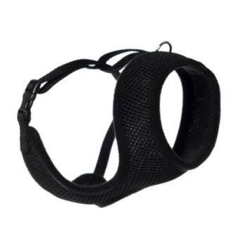 Comfort Mini - S, hals 26cm bröst 43cm svart