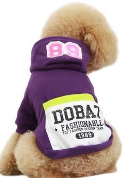 Dobaz Hoodie Lila & Rosa - Dobaz Hoodie Lila XS