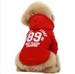 Dobaz Hoodie Sport 89 - Röd Dobaz hoodie sport 89 XL
