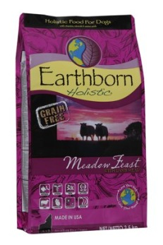 EARTHBORN HOLISTIC MEADOW FEAST LAMB GRAIN-FREE - EARTHBORN HOLISTIC MEADOW FEAST LAMB GRAIN-FREE 2,5kg