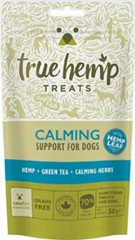 TRUE HEMP TREAT CALMING 50GR - TRUE HEMP TREAT CALMING 50GR