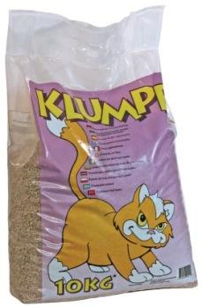 Klumpande kattströ - Klumpe grå 10 kg