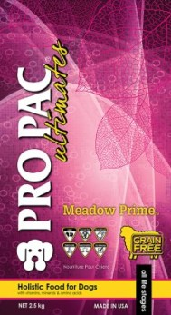 PRO PAC MEADOW PRIME LAMB & POTATO GRAIN-FREE - PRO PAC MEADOW PRIME LAMB & POTATO GRAIN-FREE 2,5kg