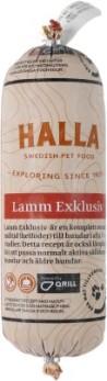 HALLA SPANNMÅLSFRITT FÄRSKFODER LAMM EXKLUSIV 500GR FRYST - HALLA SPANNMÅLSFRITT FÄRSKFODER LAMM EXKLUSIV 500GR FRYST