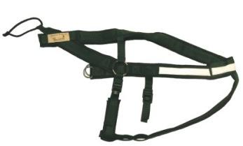 Jaegerens drag sele - Jaegerens drag sele15-20kg, hals 36-41cm