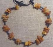 Bärnstens halsband