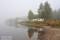 Morgondimma vid ställplatsen vid Kringelfjorden, Dalarna_BAC4881 1280 72dpi