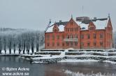 Bilder på slott, koja och andra byggnadsverk