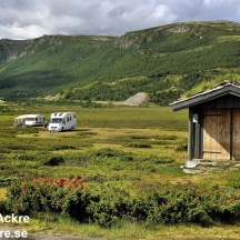 _BAC4387 Camping, Grimsdalen, Norge