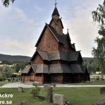 _BAC4487 Hedal stavkyrka, Norge