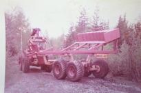 Traktorkärra
