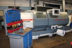 MAS 70CNC, ø730x2000mm TNC 4110
