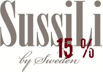 Medlem i SussiLi by Sweden - Medlem i SussiLi by Sweden 15%