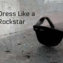 Dress Like a Rockstar
