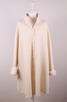 Glamor cape-kappa - Glamor cape-kappa- offwhite