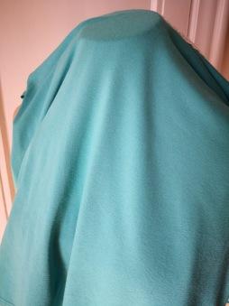 Florentina 103 - Florentina 103, klänning, trekvartsärm, turkosgrön