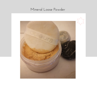 Mineral Loose Powder - Mineral loose powder 15 g