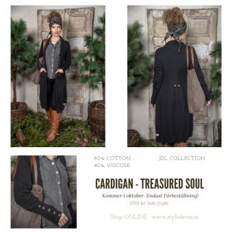 Cardigan - Treasured soul - Cardigan - Treasured soul - Black