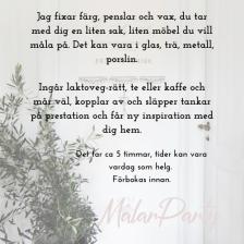 Boka MålarParty