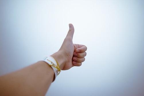 Guida dina besökare på bloggen och hemsidan så tydligt som möjligt! (bild från pixabay.com)