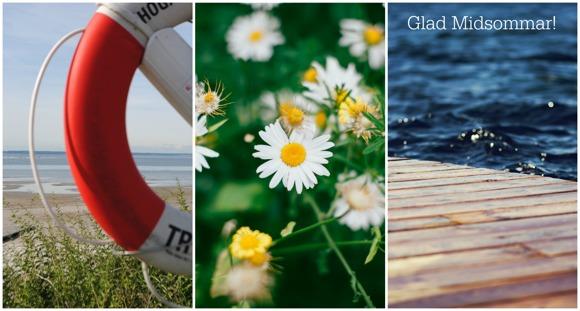 En sommarhälsning är alltid trevligt - och du kan skicka den som vykort eller kanske i pdf-format, som bilaga i ett e-postmeddelande!