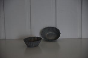 Ljuskopp i Zink  - Ljuskopp i zink oval