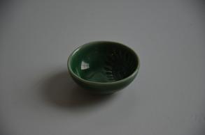Dippskål liten Sthål - Dippskål liten buteljgrön