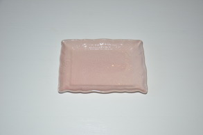 Delikatessfat Sthål - Delikatessfat, puderrosa