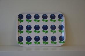 Bricka från Floryd - Bricka bluberry
