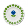 porslins assiette - Porslins assiette bluberry