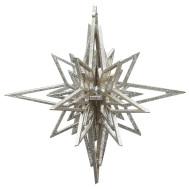 Julstjärna i guld