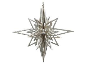 Julstjärna i guld - Julstjärna i guld