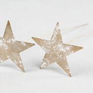Stjärna på stick
