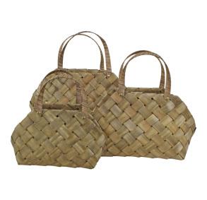 Väskor i spån - Väska i spån liten